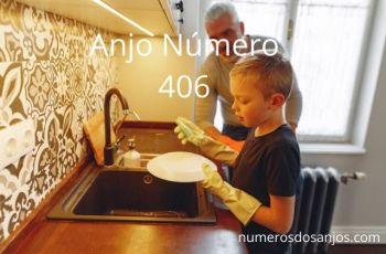 Anjo Número 406 – Significado do anjo número 406