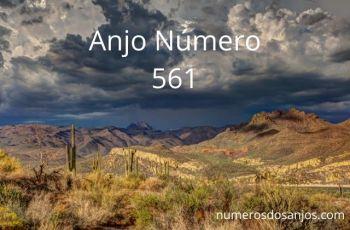 Anjo Número 561 – Significado do anjo número 561