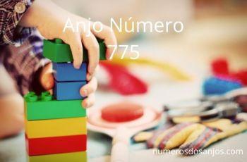 Anjo Número 775 – Significado do anjo número 775
