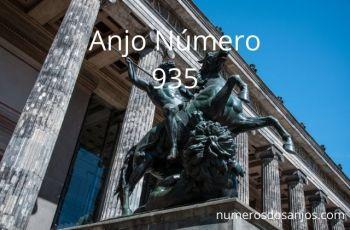 Anjo Número 935 – Significado do anjo número 935