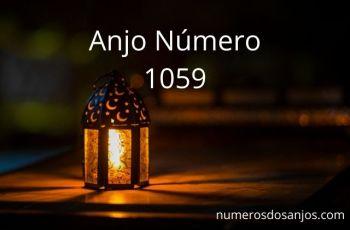 Anjo Número 1059 – Significado do anjo número 1059