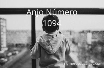 Anjo Número 1094 – Significado do anjo número 1094