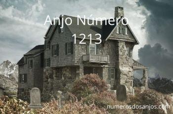 Anjo Número 1213 – Significado do anjo número 1213
