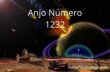 Anjo Número 1232 – Significado do anjo número 1232