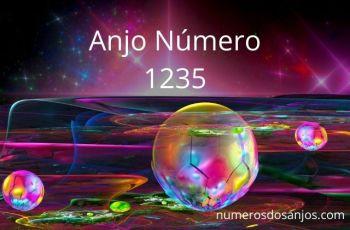 Anjo Número 1235 – Significado do anjo número 1235
