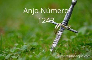 Anjo Número 1243 – Significado do anjo número 1243