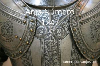 Anjo Número 1247 – Significado do anjo número 1247