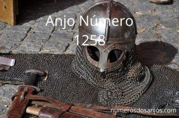 Anjo Número 1258 – Significado do anjo número 1258