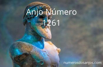 Anjo Número 1261 – Significado do anjo número 1261
