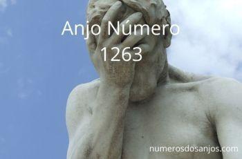 Anjo Número 1263 – Significado do anjo número 1263