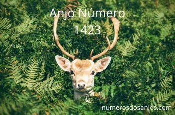 Anjo Número 1423 – Significado do anjo número 1423