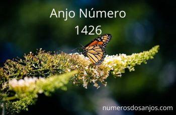 Anjo Número 1426 – Significado do anjo número 1426