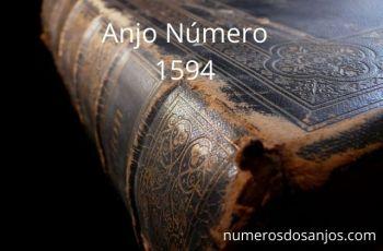 Anjo Número 1594 – Significado do anjo número 1594