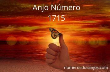 Número do anjo 1715: Segredo para o sucesso