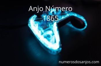 Número do anjo 1865: Tudo é possível