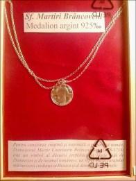 Medalion CCME - Sf. Brâncoveanu