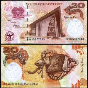 PAPUA NOVA GUINÉ .n37 (PAPUA NEW GUINEA) - 100 KINA CMM (2008) NOVA (Cópia)