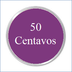 g. 50 CENTAVOS