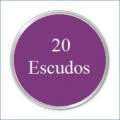 l. 20 ESCUDOS