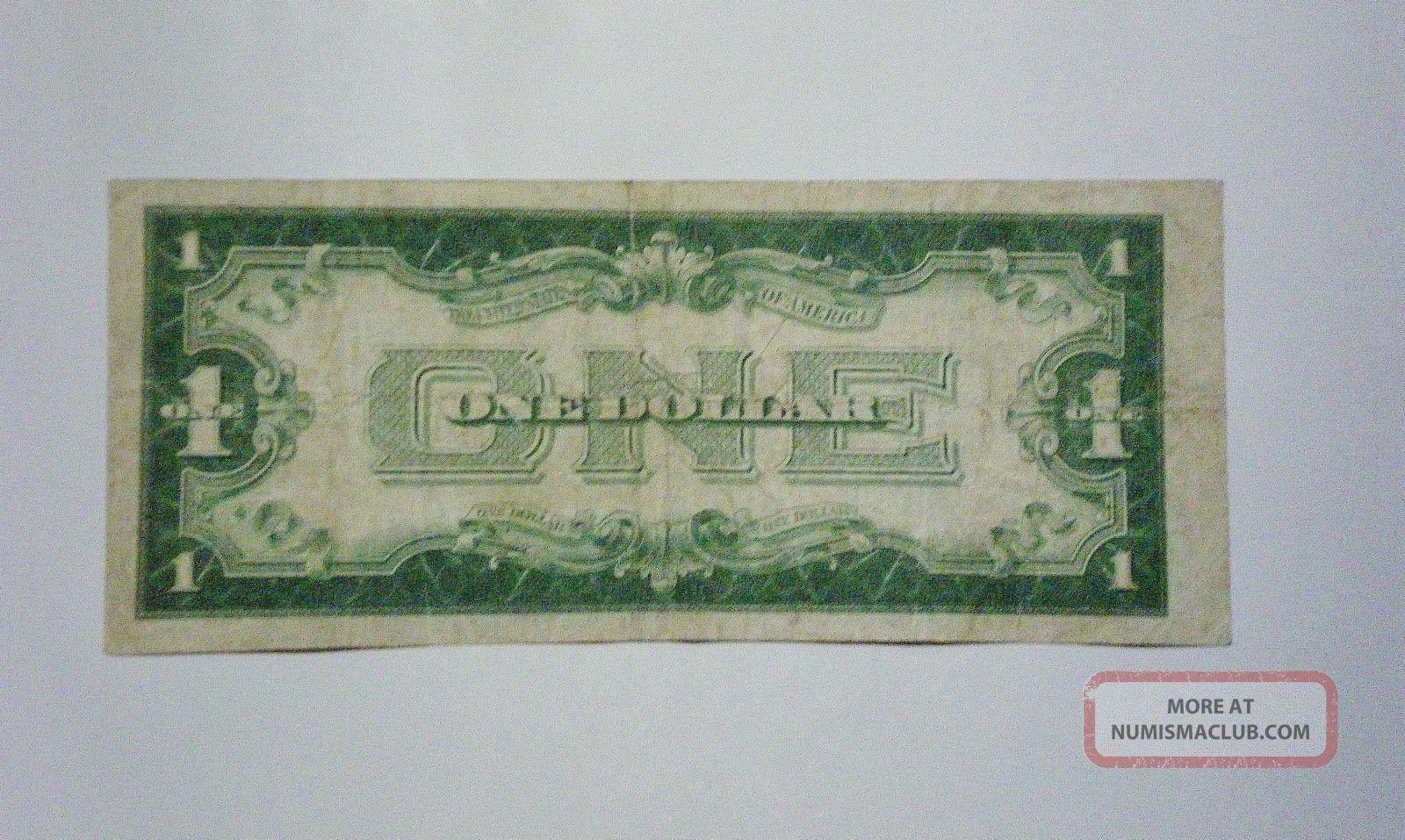 1935 G Silver Certificate Value