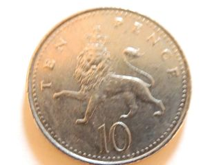 Image result for 10 pence coin