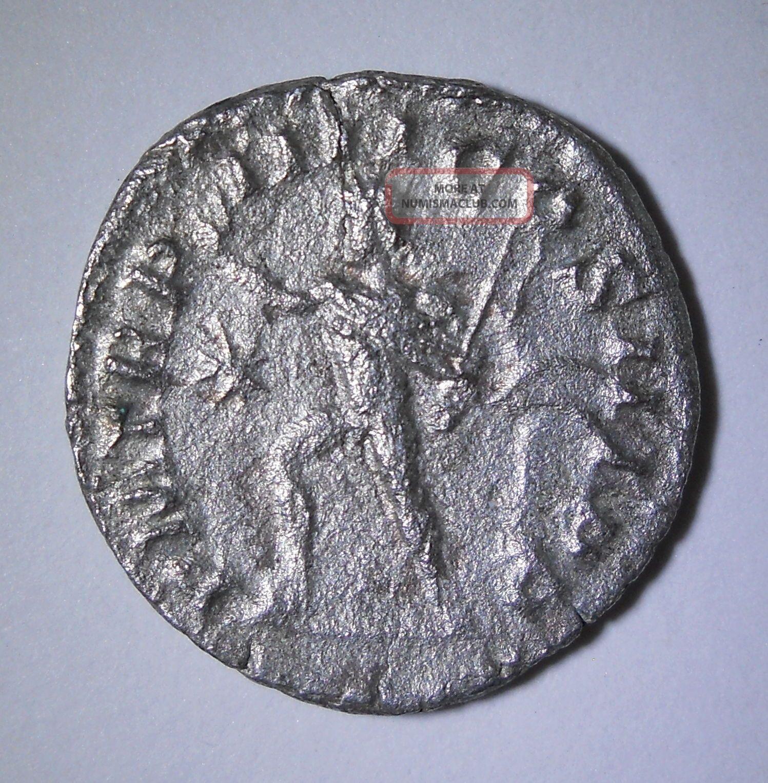 Elagabalus Silver Denarius