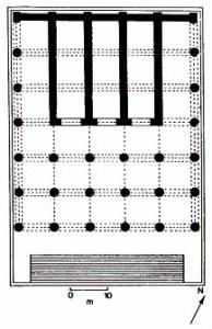 Fig. 6 - Vecchia planimetria