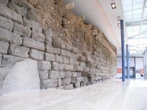 Fig.5 - Attuali resti del Tempio