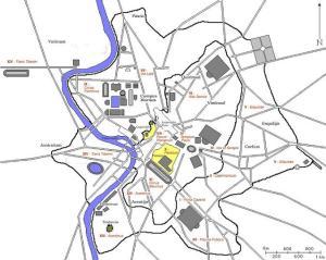 Fig. 1 - Mappa di Romav