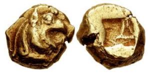 Ionia – Phokaia – EL stater 625 aC