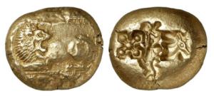 Ionia – Miletos – EL stater 560-545aC