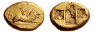Asia Minore – zecca incerta – 500-480 aC