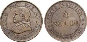 4 soldi 1868