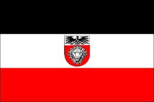 Bandiera dell'Africa Orientale Tedesca