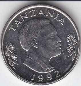 Moneta da 1 Scellino (foto da collezione personale) A
