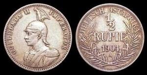 mezza rupia collage