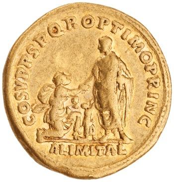 Reverse of RIC II Trajan 93. 1958.214.18
