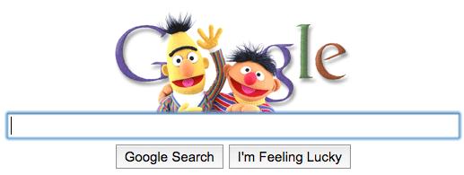 google bert ernie