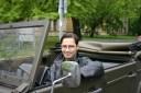 Nicolai im Kübel-Cabrio