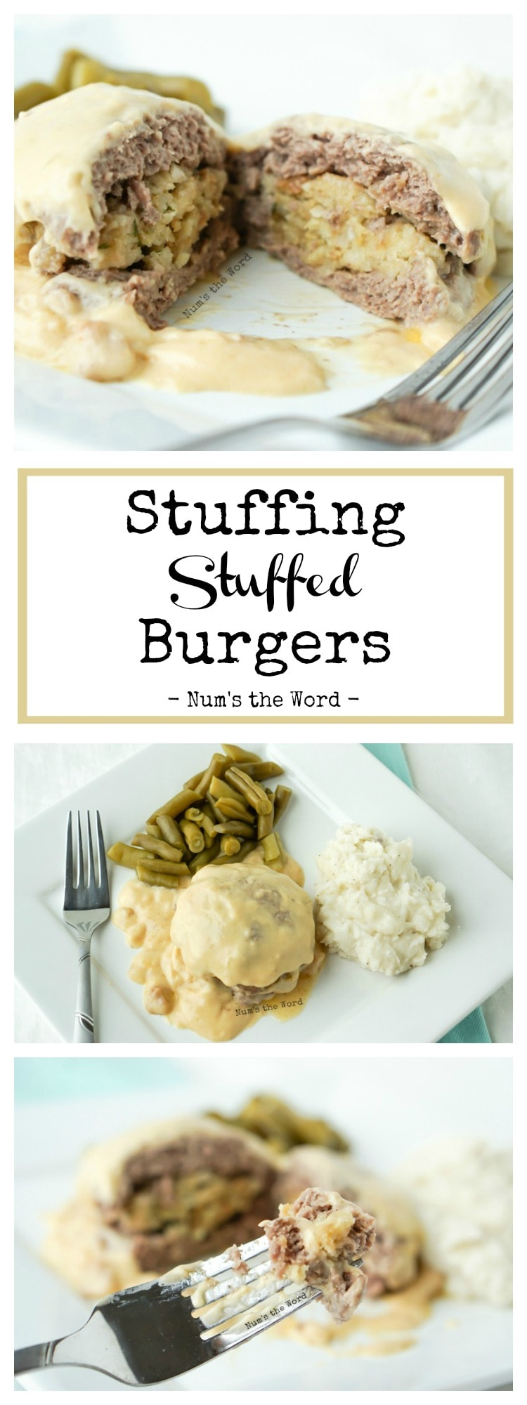 Stuffing Stuffed Burgers