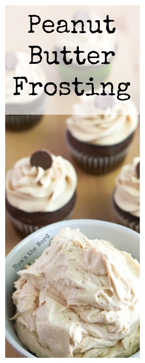 Peanut Butter Frosting Pinterest odd photo