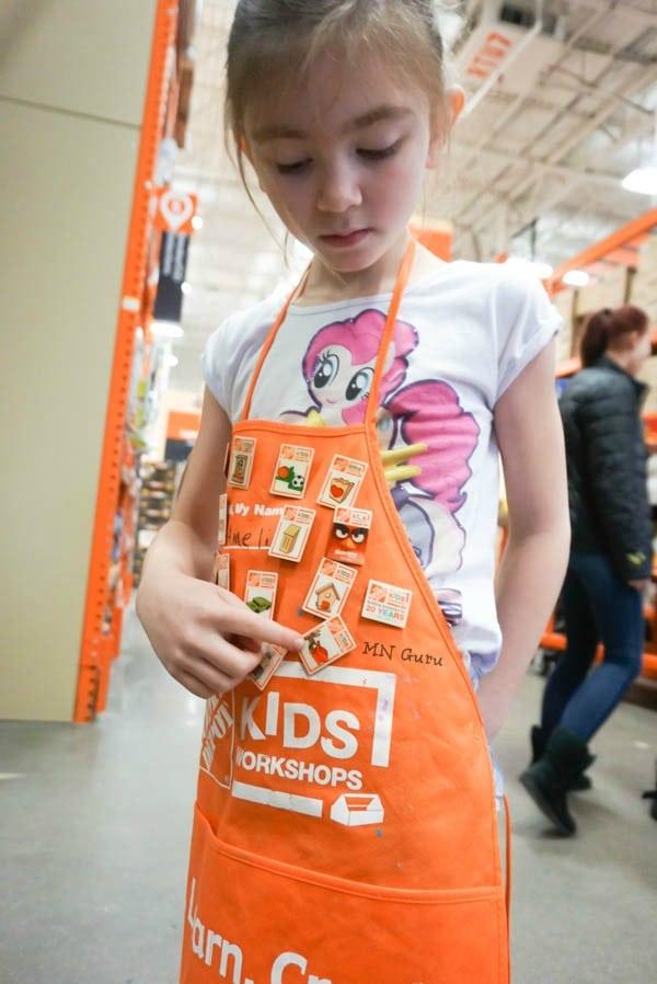 Home Depot Kids Workshop - Num's the Word