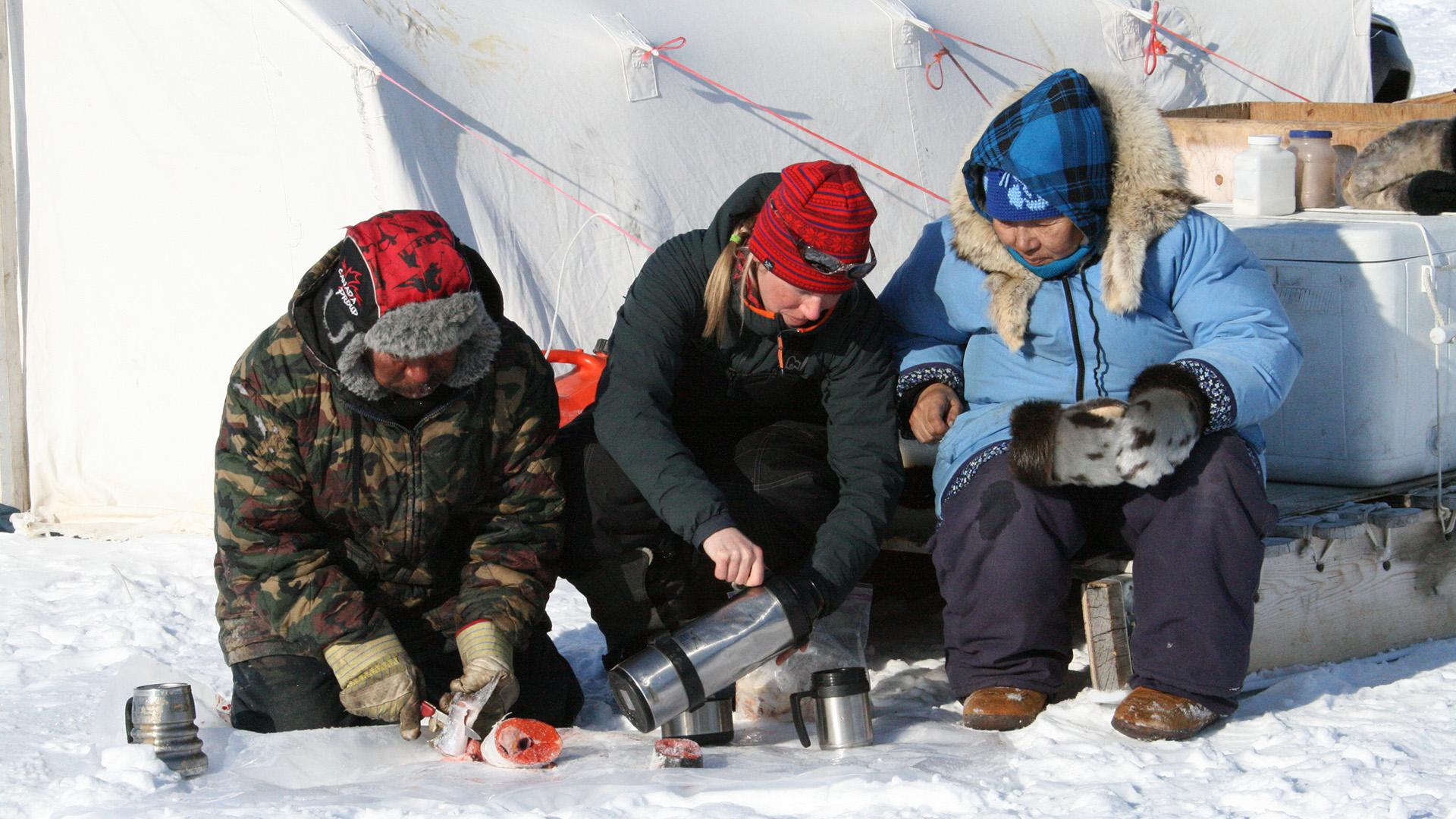 Nunavut researcher awarded Pew marine fellowship