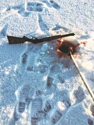 1802Andrew Panigayak Andrew Panigayak Taloyoak Seal hunting outside of Taloyoak!