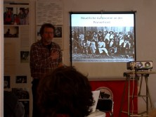 Vortrag Wolfgang Hees von MST Deutschland