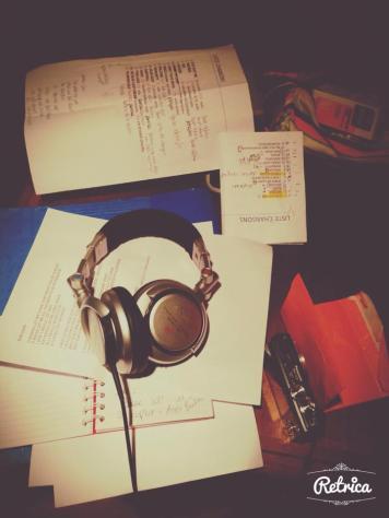 Studio Backstage