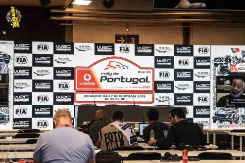 WRC VODAFONE RALLY DE PORTUGAL CANCELADO