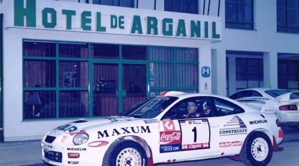 Rali de Portugal em exposição no Hotel de Arganil