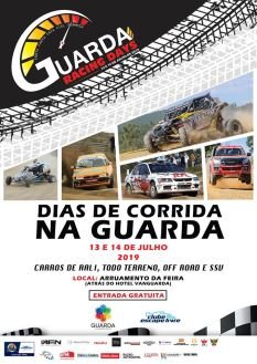 Lista de inscritos Guarda Racing Days