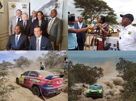 Safari Rally 2019: Quando dois carros apenas terminam a prova ….sem ajuda externa!